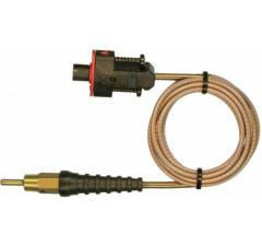 Sensor de Temperatura NTC 40cm Água/Óleo - Alfano