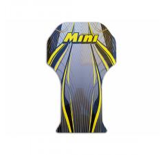 Assoalho Adesivado Mini S2 (até 2015)