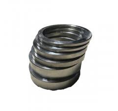 Kit de anéis de encosto do eixo traseiro 50 mm com 8 Peças