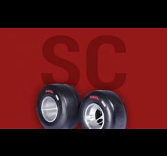 Pneu MG SC Cadete - Jogo Modelo 2020