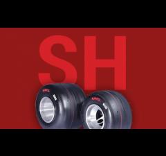 Pneu MG Vermelho SH - Jogo Modelo 2020