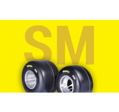 Pneu MG Amarelo SM - Jogo Modelo 2020