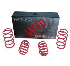 Molas Red Coil - VW Gol 1.0 GII/GIII / Gol GIV (Todos)
