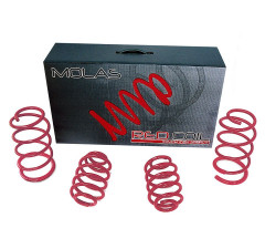 Molas Red Coil - Fiat Punto 1.4