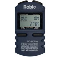 Cronômetro Robic SC-606W / 50 voltas