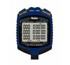 Cronômetro Robic SC-899 Triplo Temporizador