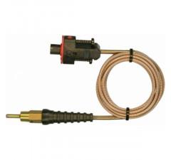 Sensor de Temperatura NTC 160cm Água/Óleo - Alfano